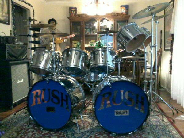Shawn Freeman S Drums