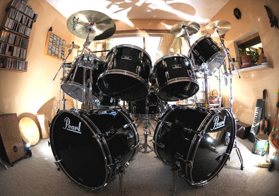 Paul Rheinfelder S Drums
