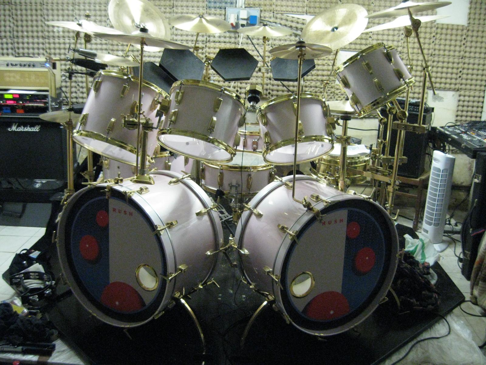 Alessandro S Replica Drums