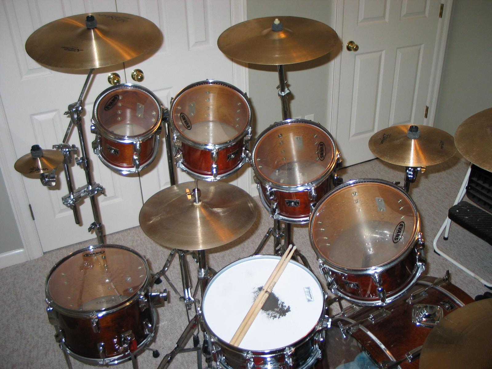 shane wallace 39 s drums. Black Bedroom Furniture Sets. Home Design Ideas