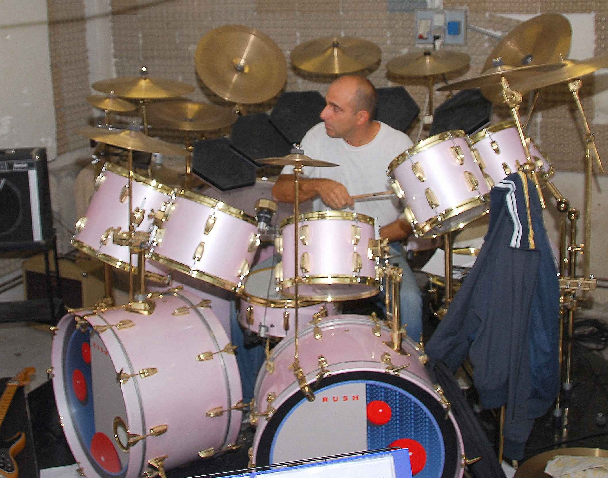 alessandro u0027s replica drums