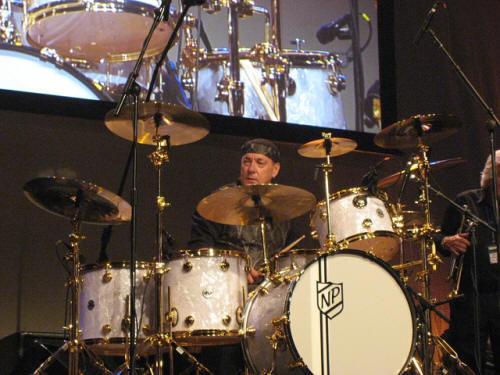 Buddy Rich Memorial 2008 Drum Kit