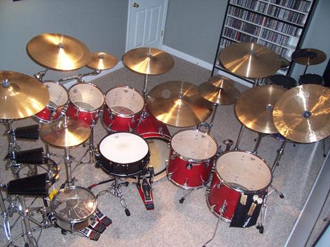 paul nuzzo 39 s drums. Black Bedroom Furniture Sets. Home Design Ideas