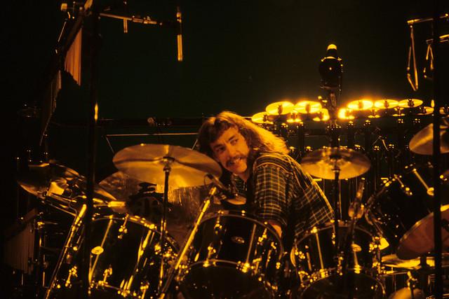 Neil Peart Hemispheres Drums
