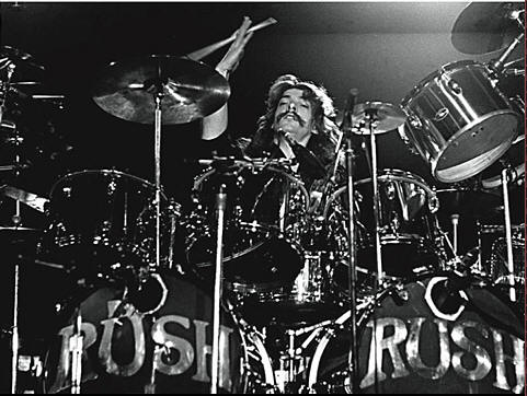 After Rush Neil Gave Away The Kit