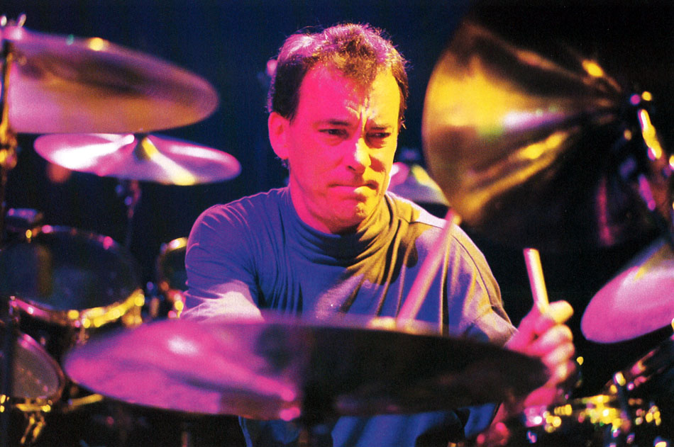 Neil Peart Presto Drums