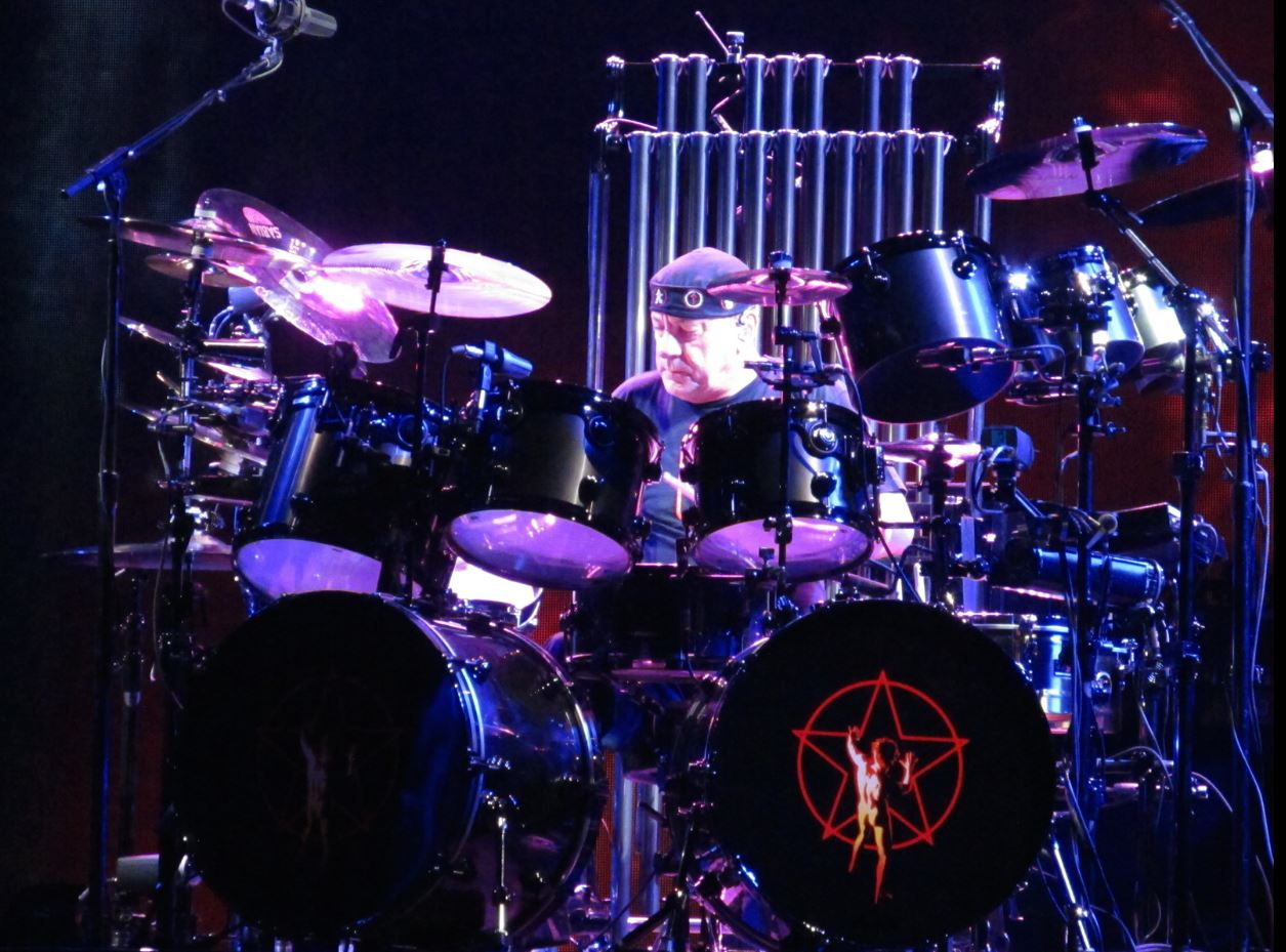 Neil Peart S R40 Retro Drums