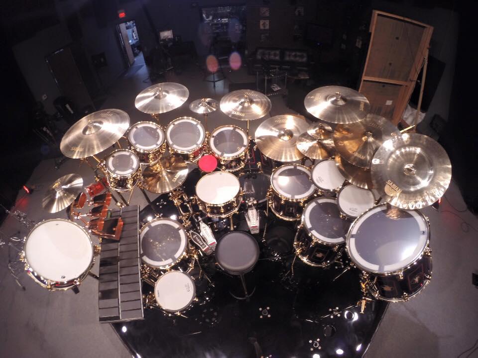 R40 Kit At Drum Channel Sabian