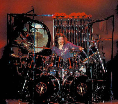 The Drums Of Neil Peart A History