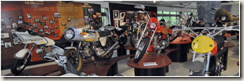 MotoStars exhibit