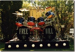 Greg Steele's replica kit
