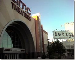 AMC theaters in Phoenix area