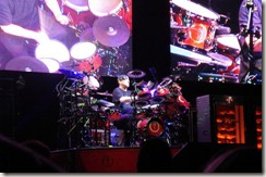 Neil Peart at Clark County - Photo by Monica Z