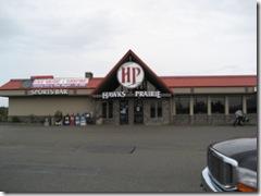 Hawks Prairie restaurant
