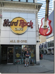 Hard Rock Cafe in Toronto