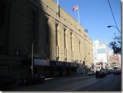 Maple Leaf Gardens (now closed)