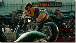 Megan Fox's amazing introduction in Transformers 2