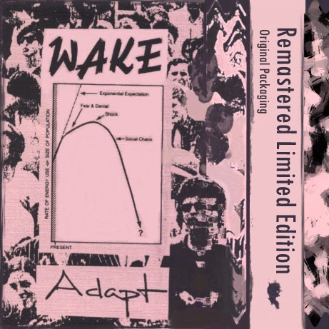 Wake CD cover