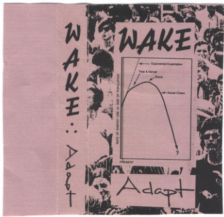 Wake Adapt - Original Cassette